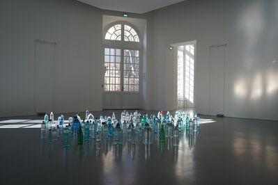 David Horvitz, 'Imagined Clouds (Avignon)', 2019