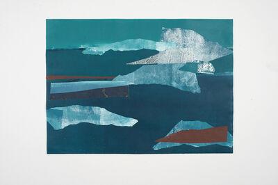 Gail Flanery, 'Blue Ledges', 2019