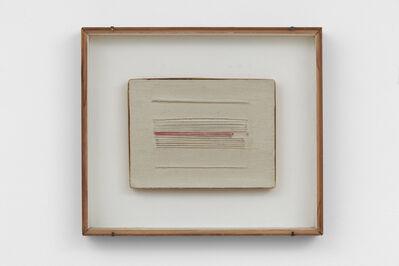Bice Lazzari, 'Ritmo materico [Material rhythm]', 1964