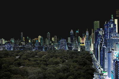 Natalia Mikkola, 'Cityscape NYC', 2017
