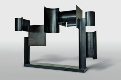 David Smith (1906-1965), 'Zig III', 1961