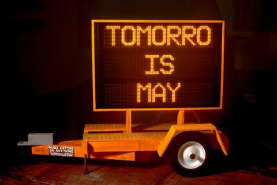 Skylar Fein, 'Buku Rover (traffic sign)', 2019