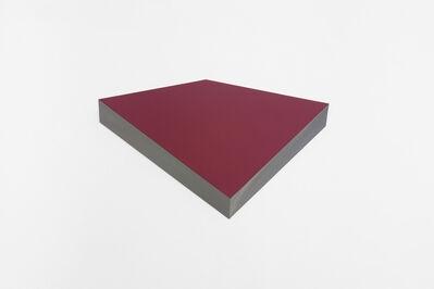 Wolfram Ullrich, 'O.T. carmin', 2012