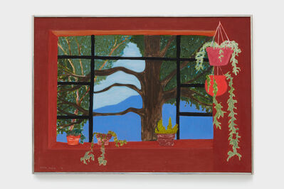 March Avery, 'Bearsville Window', 1991