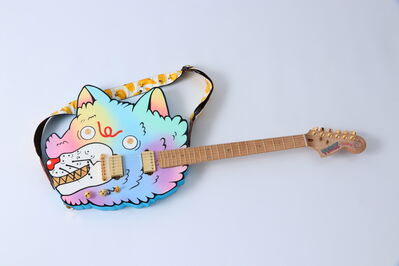 Yuree Kensaku, 'VOLUNTAD Guitar', 2018