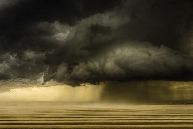 Eric Meola, 'Tornadic Downdraft. Wheatland, Wyoming', 2013