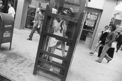 Garry Winogrand, 'New York', 1972