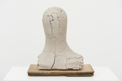 Mark Manders, 'Dry Clay Head', 2014-2015
