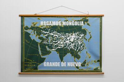 Slavs and Tatars, 'Make Mongolia Great Again', 2016