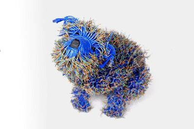 Federico Uribe, 'Wired Puppy', 2020