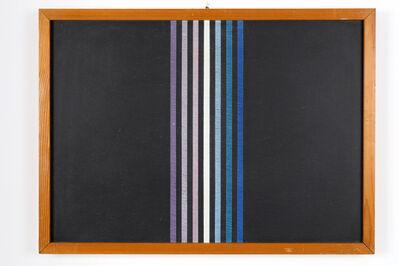 Elio Marchegiani, 'Grammature di colore', 1973