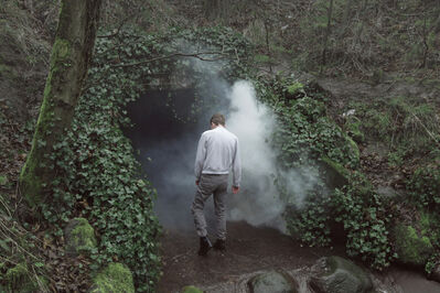 Kyle Thompson, 'Tunnel', 2018
