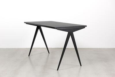 Jean Prouvé, 'Cafétéria no.512 table, A.K.A. compas table', 1953
