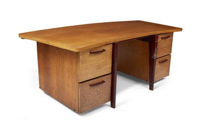 Jean Prouvé, 'Curved standard desk', 1943