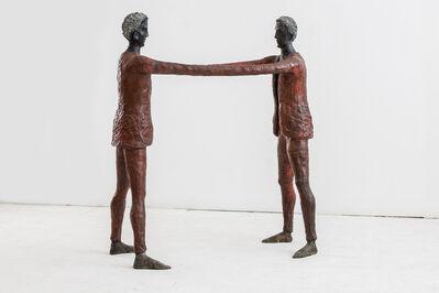 Roberto Barni, 'Solidali', 2006