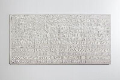 AA Bronson, 'White Flag #8', 2015