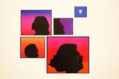 Cécile B. Evans, 'Braille Collage', 2013