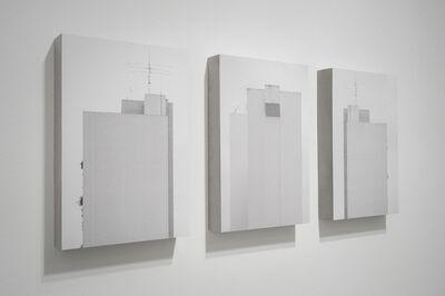 Ivan Padovani, 'Políptico Campo Cego 3 peças', 2014