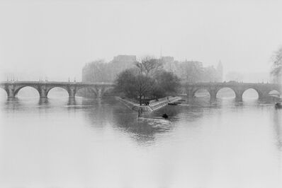 Henri Cartier-Bresson, 'Ile de la Cite, Paris', 1952