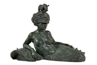 Roberto Fabelo, 'Sirena Con Piercin', 2005