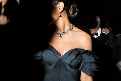 Landon Nordeman, 'The Necklace (Katie Holmes at the Met Gala) ', 2018