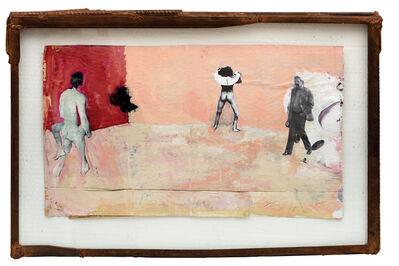 Franz West, 'Das allzu Kreatürliche', 1990