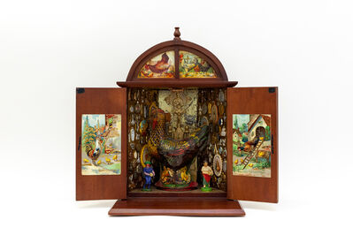 Jeffrey Vallance, 'Easter Tabernacle', 2018