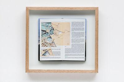 Daniel Escobar, 'Atlas de Anatomia Urbana 102-103', 2012