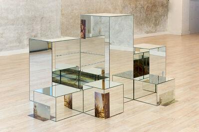 Sandra Gamarra, 'En la naturaleza no hay líneas rectas', 2017