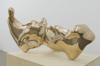 A Kassen, 'Bronze Pour XXXV', 2017