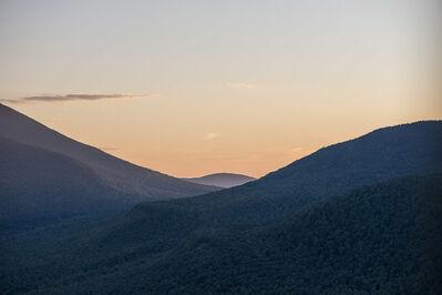 John Griebsch, 'Soft Mountain Sunset', 2015
