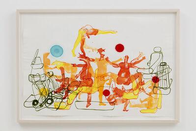 Brian Jungen, 'Hookups in Pickups', 2021