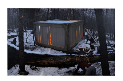 Anthony Goicolea, 'Box trap', 2004