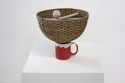 Pedro Barateiro, 'The Universe in a Cup', 2017