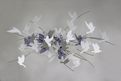 Andre Stead, 'Scattering Doves ', 2015