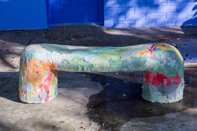 Katie Stout, 'Benglish Bench', 2015