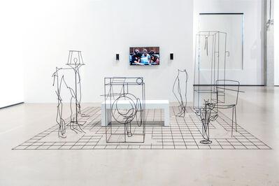 Neïl Beloufa, 'Data for Desire', 2014
