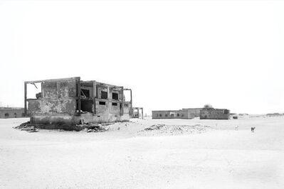 Heba Y. Amin, 'The Act of Remembering, Spanish Sahara II', 2014