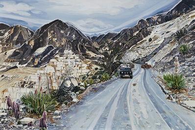 Burcu Perçin, 'Yenilenmeye Bırakılmış Dağlar / Mountains Left to Regenerate', 2016