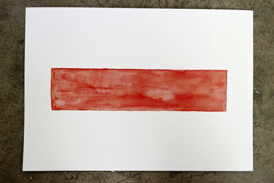 Maurício Ianês, 'Red Area', 2013