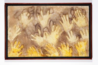C.K. Wilde, 'Mudra Hands', 2007