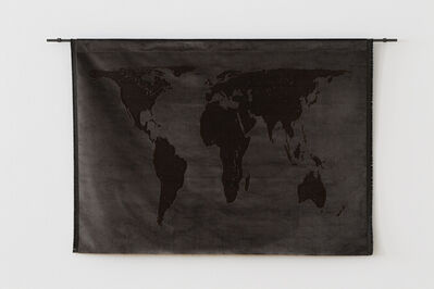 Mona Hatoum, 'Projection (velvet)', 2013