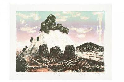 Matthias Weischer, 'Berg (Mountain)', 2013
