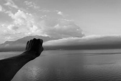 Arno Rafael Minkkinen, 'Cloudcatcher, Vevey Switzerland', 2014