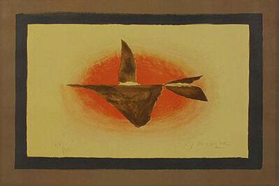 Georges Braque, 'Au Couchant (Oiseaux XVI)', 1958