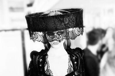 Simon Procter, 'The Veil, Givenchy Spring 2011 Haute Couture, Paris'