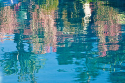 Jeff Burton, 'Bob Mackie's Pool', 2012