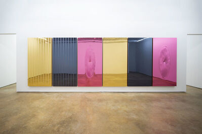 Sinisa Kukec, 'VACUUM et PORTIS', 2017