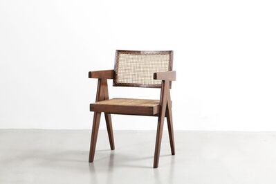 "Pierre Jeanneret, '""Office"" chair', 1955-1956"