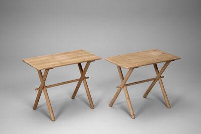 Peder Moos, 'Pair of Tables', 1945